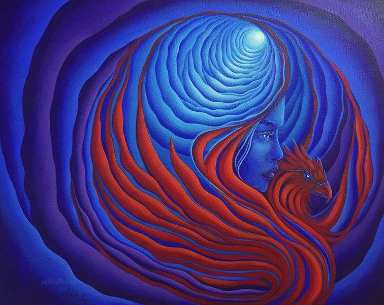 Sofia Balas, The Phoenix