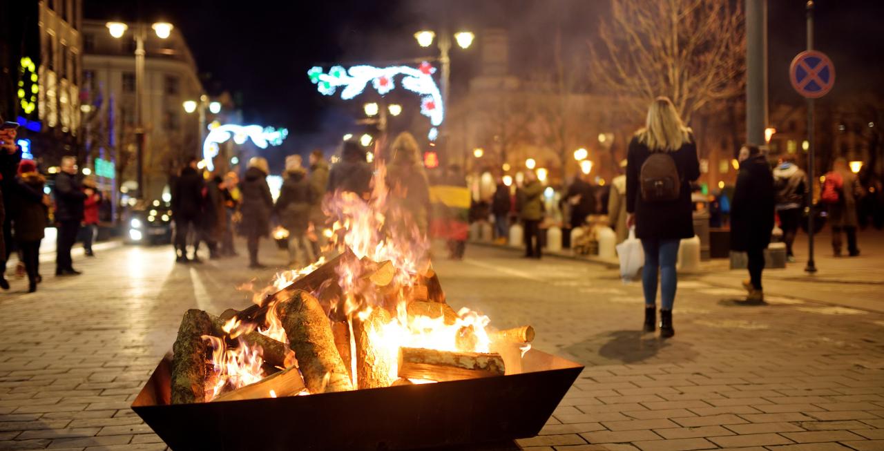 Vasario 16-oji Vilniuje
